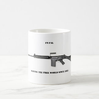 Since 1953 basic white mug