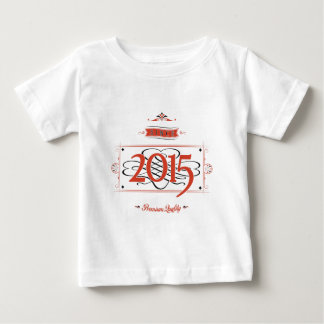 Since 2015 (Red&Black) Baby T-Shirt
