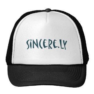 sincere.ly cap