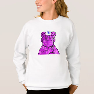 Sincere Purple Imp. Sweatshirt