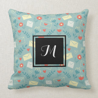 """Sincerely"" Cushion"