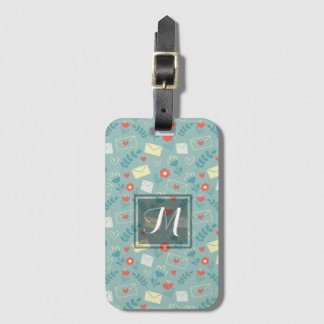 """""""Sincerely"""" Luggage Tag"""