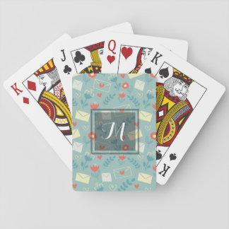 """""""Sincerely"""" Playing Cards"""
