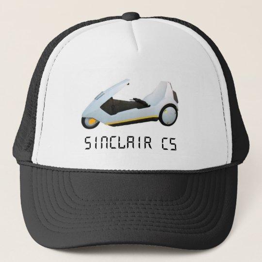 SINCLAIR C5 RETRO CAR TRUCKER HAT