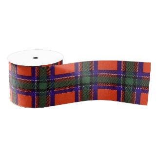 Sinclair clan Plaid Scottish tartan Grosgrain Ribbon