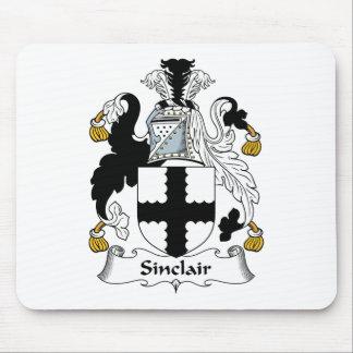Sinclair Family Crest Mouse Pad