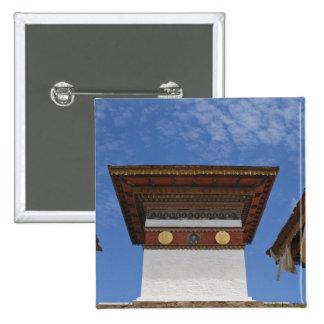 Sindokha Dzong, Dochu La Pass 15 Cm Square Badge
