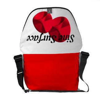Sine Surface Messenger Bag