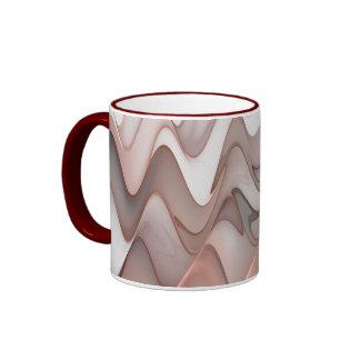 SineWaves Ringer Mug
