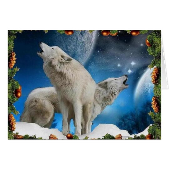 Sing a Joyous Song Holiday card