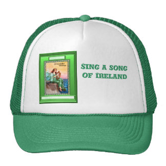 Sing a song of Ireland Cap