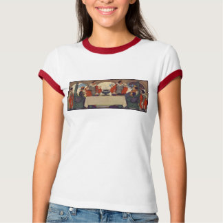 sing a song of sixpence maxfield parrish T-Shirt