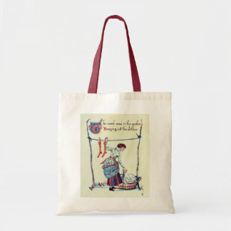 Sing a Song of Sixpence, Tote Bag