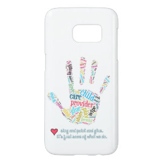 Sing and paint and glue cell phone cover