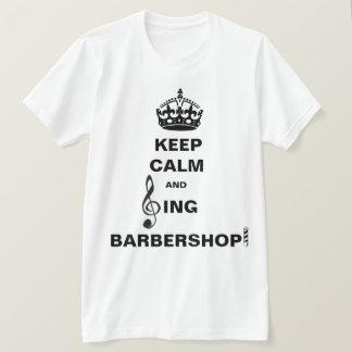 Sing Barbershop T-Shirt