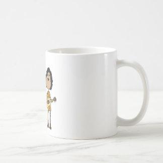 Sing Basic White Mug