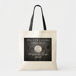 Sing for the Grapes tote
