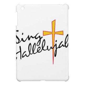 Sing Hallelujah iPad Mini Cases