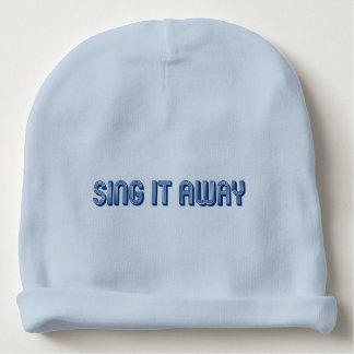 Sing It Away Baby Beanie