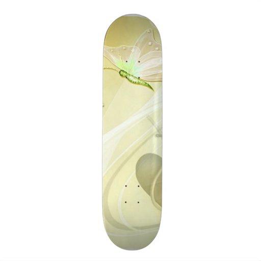 Sing me a Butterfly 5 Skate Board