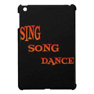 Sing Song Dance Art Case For The iPad Mini