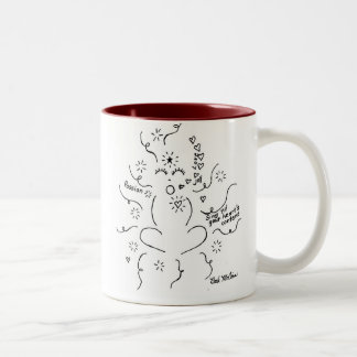 'Sing 'Til Your Heart's Content' Mug