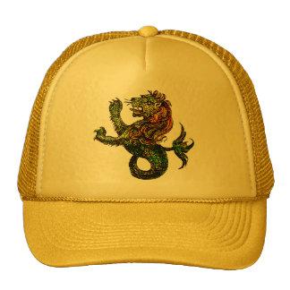 Singa-Laut Cap Mesh Hats