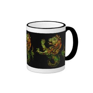 Singa-Laut Dark Mug