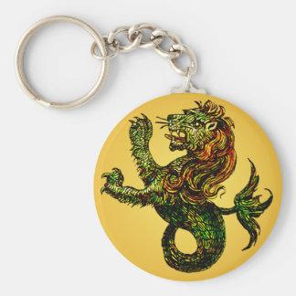 Singa-Laut Light Keychain