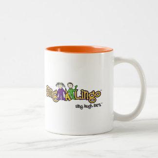 Singalingo Hola Amigos Mug