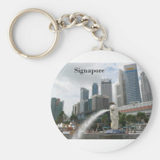 singapore (by St.K) Key Ring