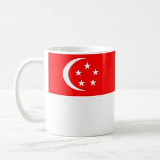 singapore country flag nation symbol coffee mug