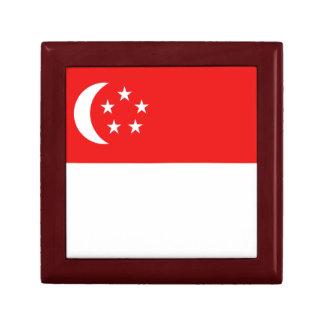 Singapore Flag Gift Box