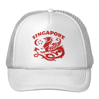 Singapore Trucker Hats