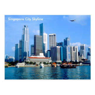 Singapore image for postcard