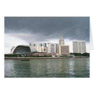 Singapore Marina Bay Card