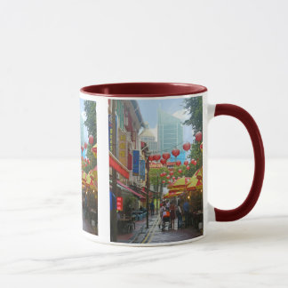 Singapore - Old and New Mug