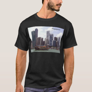 Singapore Port (by St.K) T-Shirt