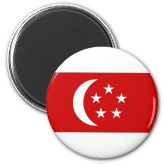 Singapore President Flag Magnet