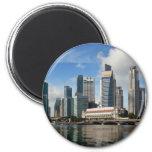 Singapore Refrigerator Magnet