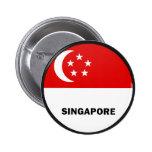 Singapore Roundel quality Flag