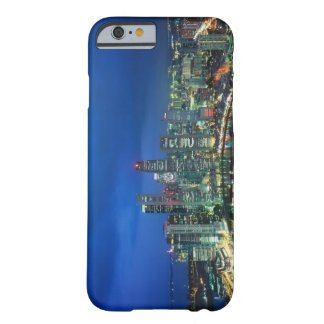 Singapore Skyline at night, Singapore Barely There iPhone 6 Case