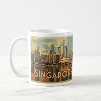 Singapore Skyline Coffee Mug