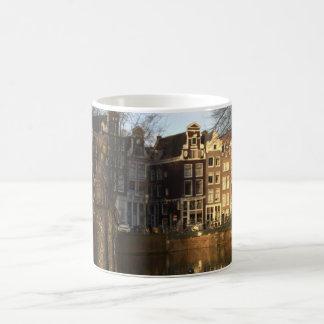 Singel, Amsterdam Basic White Mug