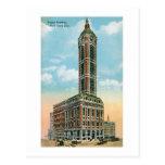 Singer Building NYC Postcards