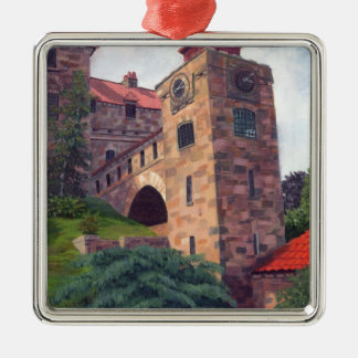 Singer Castle 1000 Islands Christmas Ornament