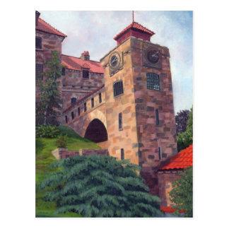 Singer Castle 1000 Islands Postcard