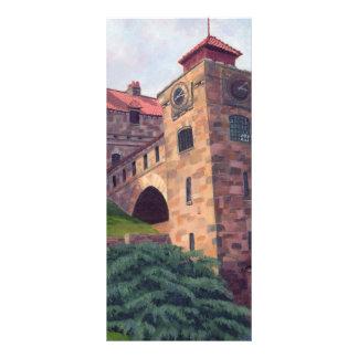 Singer Castle Rack Cards