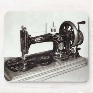 Singer 'New Family' sewing machine, 1865 Mouse Mat