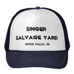 Singer Salvage Yard Cap